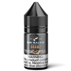 Mr.Salt-E eJuice - Gramz - 30ml / 45mg