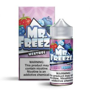 Mr. Freeze eLiquid - Berry Frost - 100ml / 3mg