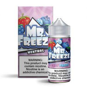 Mr. Freeze eLiquid - Berry Frost - 100ml / 0mg