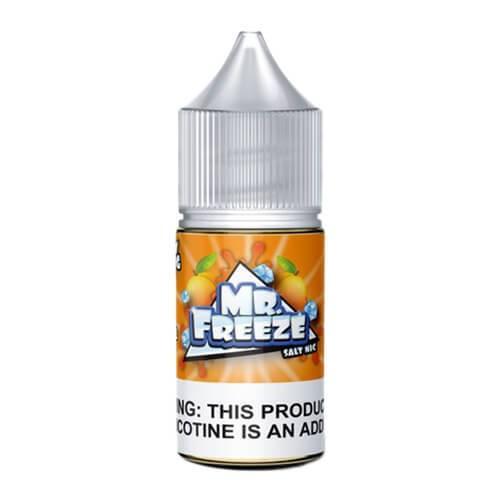 Mr. Freeze eLiquid Salts - Peach Frost Salt - 30ml / 50mg