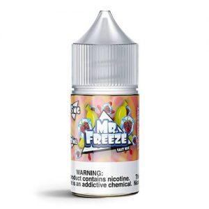 Mr. Freeze eLiquid Salts - Strawberry Banana Frost - 30ml / 50mg