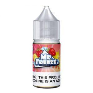 Mr. Freeze eLiquid Salts - Strawberry Lemonade Frost Salt - 30ml / 50mg