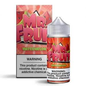 Mr. Fruit eLiquid - Watermelon - 100ml / 0mg