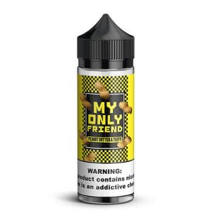 My Only Friend eJuice - Peanut Butter & Taffy - 120ml / 12mg