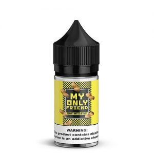 My Only Friend eJuice - Peanut Butter & Taffy - 30ml / 0mg