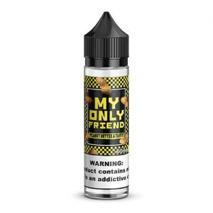 My Only Friend eJuice - Peanut Butter & Taffy - 60ml / 12mg