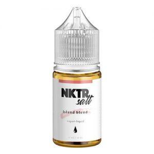 NKTR Salt - Island Blend - 30ml / 35mg