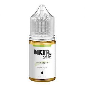 NKTR Salt - Sour Apple - 30ml / 35mg