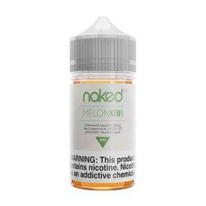 Naked 100 By Schwartz - Melon Kiwi - 60ml / 0mg