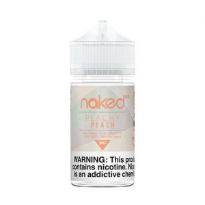 Naked 100 By Schwartz - Peachy Peach - 60ml / 0mg