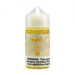 Naked 100 By Schwartz - Amazing Mango ICE - 60ml / 12mg