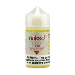 Naked 100 By Schwartz - Lava Flow ICE - 60ml / 6mg