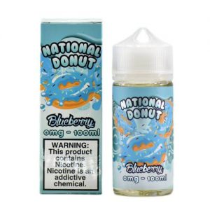 National Donut - Blueberry - 100ml / 0mg