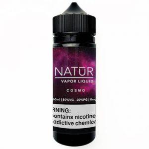 NATUR Vapor Liquid - Cosmo - 120ml / 0mg