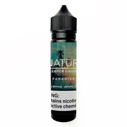 NATUR Vapor Liquid - Paradise - 60ml / 3mg