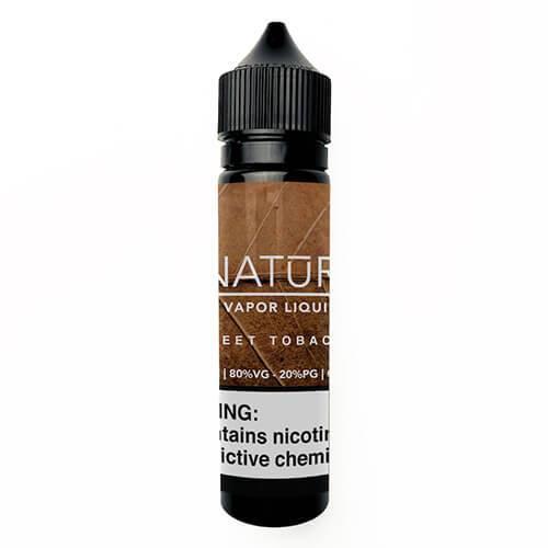 NATUR Vapor Liquid - Sweet Tobacco - 60ml / 6mg