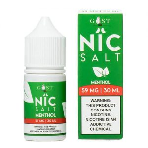 Nic Salt by Gost Vapor - Menthol - 30ml / 30mg