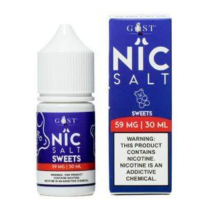 Nic Salt by Gost Vapor - Sweets - 30ml / 30mg