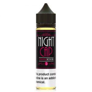 Night Cap eLiquid - Strawberry Shortcake - 60ml / 6mg