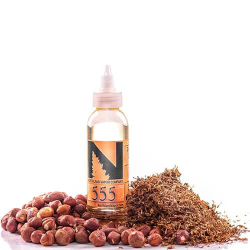 Northland Vapor - 555 - 120ml / 3mg