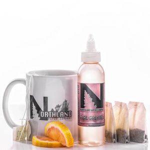 Northland Vapor - Earl Grey Tea - 120ml / 0mg