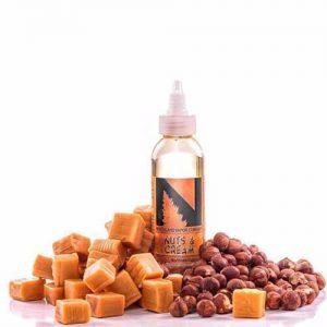 Northland Vapor - Nuts & Cream - 120ml / 3mg