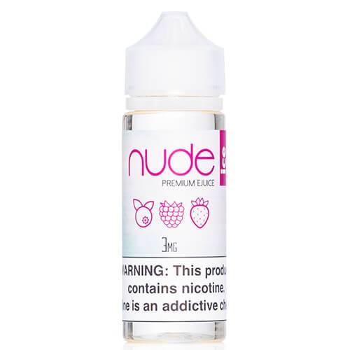 Nude Ice eJuice - BRS Ice - 120ml / 3mg