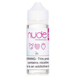 Nude Ice eJuice - BRS Ice - 120ml / 0mg