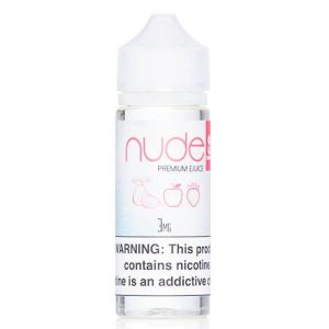 Nude Ice eJuice - GAS Ice - 120ml / 6mg