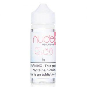Nude Ice eJuice - GAS Ice - 120ml / 0mg