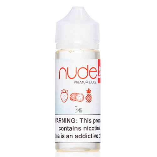 Nude Ice eJuice - SCP Ice - 120ml / 0mg