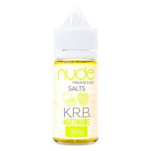 Nude Salts eJuice - KRB Salt - 30ml / 35mg