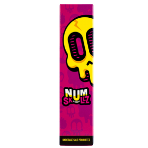 Numskullz E-liquid - Stranana - 30ml - 30ml / 0mg