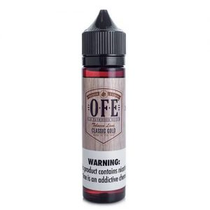 OFE (Old Fashioned Elixir) - Classic Gold - 30ml / 3mg