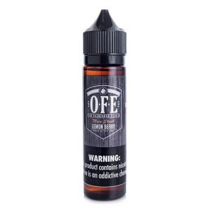 OFE (Old Fashioned Elixir) - Lemon Berry - 60ml / 6mg