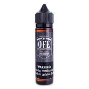 OFE (Old Fashioned Elixir) - Lemon Berry - 60ml / 12mg