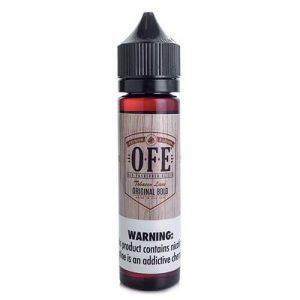 OFE (Old Fashioned Elixir) - Original Bold - 60ml / 0mg