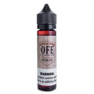 OFE (Old Fashioned Elixir) - Original Bold - 60ml / 6mg