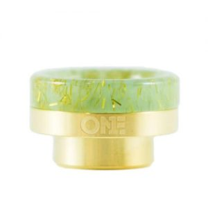 ONEtips by District F5VE - Jade Tip/Gold Base