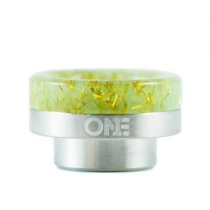 ONEtips by District F5VE - Jade Tip/Stainless Steel Base