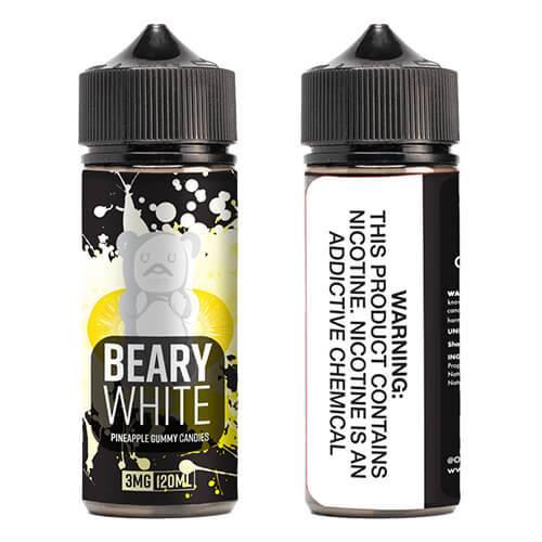 OOO E-Juice - Beary White - 120ml / 3mg