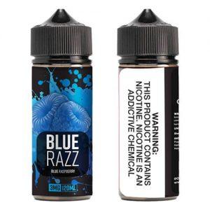 OOO E-Juice - Blue Razz - 120ml / 3mg