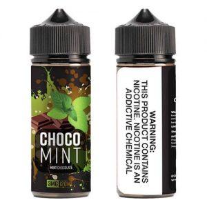 OOO E-Juice - Choco Mint - 120ml / 0mg