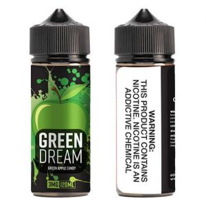OOO E-Juice - Green Dream - 120ml / 0mg