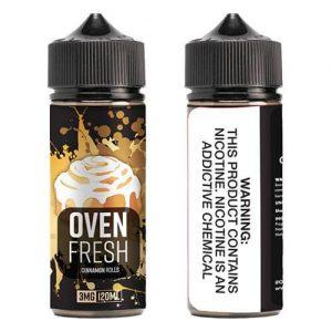 OOO E-Juice - Oven Fresh - 120ml / 3mg