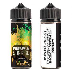 OOO E-Juice - Pineapple Sunrise - 120ml / 3mg