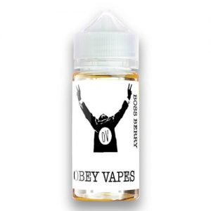 Obey Vapes - Boss Berry - 100ml / 3mg