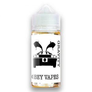 Obey Vapes - Gravity - 100ml / 0mg