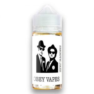 Obey Vapes - Smooth Jazz - 100ml / 0mg