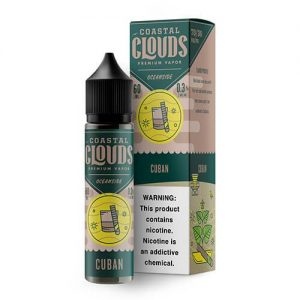 Oceanside by Coastal Clouds - Cuban - 60ml / 6mg